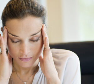 Sufro migrañas desde que tenía dos años