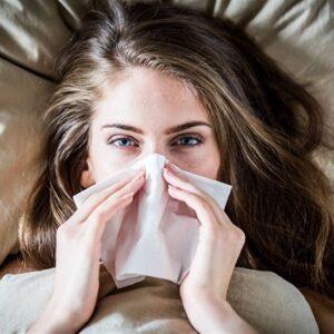 El polen no da tregua a los alérgicos