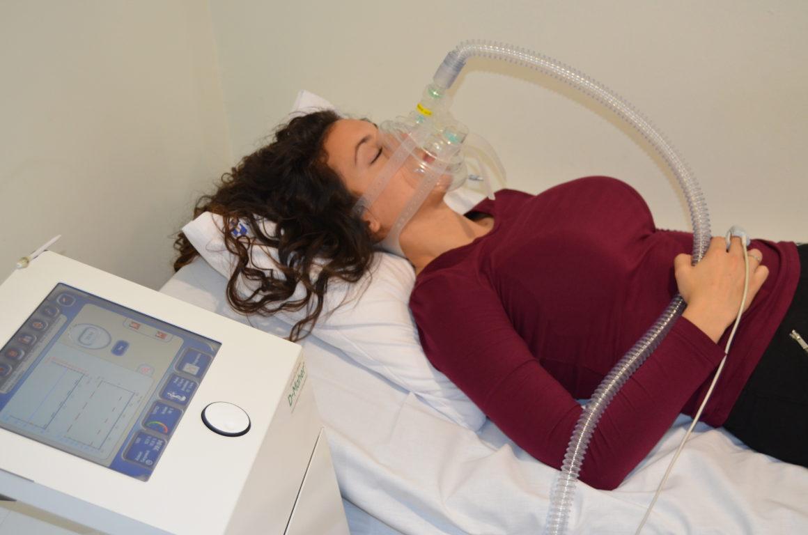 HHO. Tratamiento de hipoxia e hiperoxia