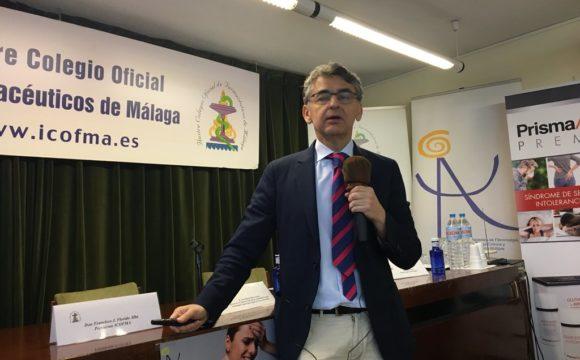 El Dr. Blanco participa en la XIV Jornada sobre el Síndrome de Sensibilidad Central