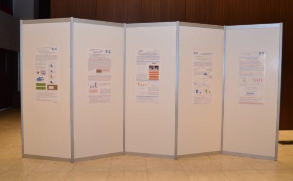 SHC Medical presenta 5 pósters en el II Simposio Internacional de SSC