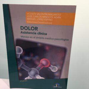 """SHC Medical elabora un capítulo del libro """"Dolor. Asistencia Clínica"""""""