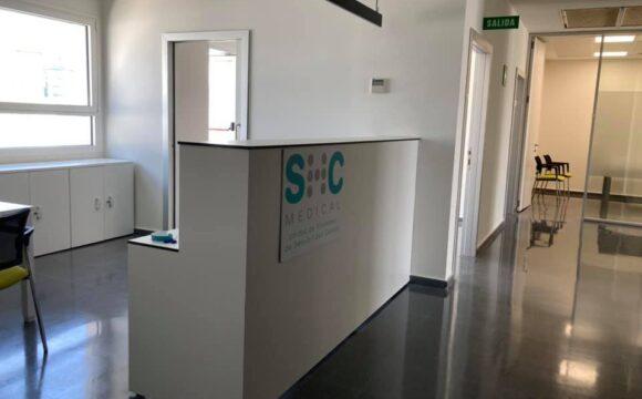 Las consultas de SHC Medical Sevilla se trasladan a la 3ª planta del hospital